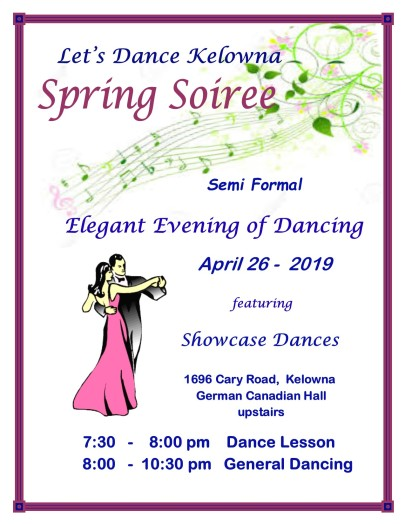 2019 Spring Soiree Media Vers 2 April 26